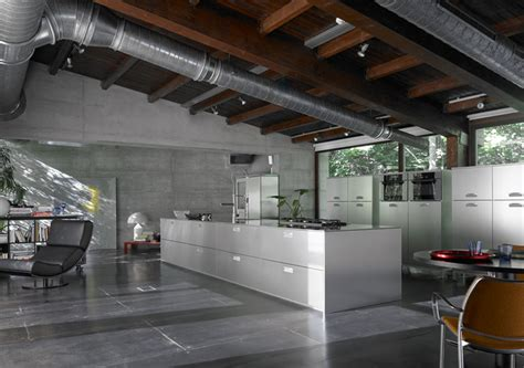 Industrial Kitchens Design Kitchen Interior Design Ideas Industrial Style Kitchen