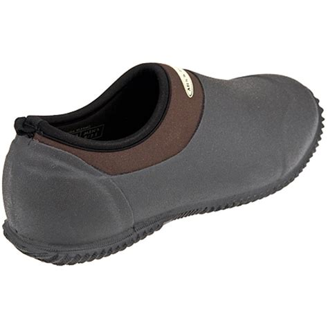 the muck boot company daily garden shoe brown gardening