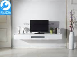 Wall Mounted Tv Cabinet White Expressia Wall Mounted Tv Cabinet