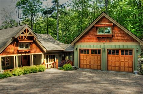 Bi Level Home Plans by Plan Modified Craftsman Style Cedar Shakes Hardi Board Batten House Plans 47738