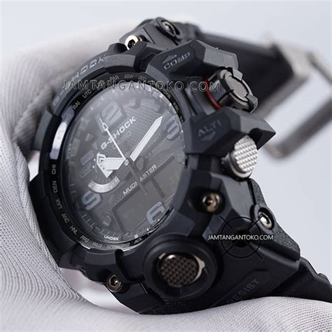 G Shock Gwg 1000 Black harga sarap jam tangan g shock gwg 1000 1a1 black