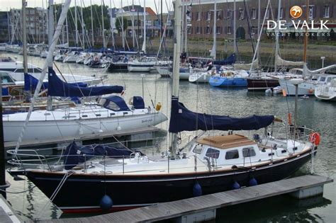 zeiljacht opknapper te koop koopmans 45 zeilboot te koop jachtmakelaar de valk