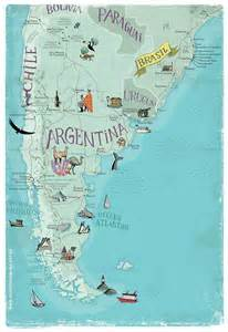 i want to see a map of the united states i need at least a year in argentina to see everything i