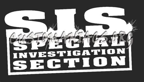 Special Investigation Section sis special investigation section dvd covers labels by customaniacs id 56210 free
