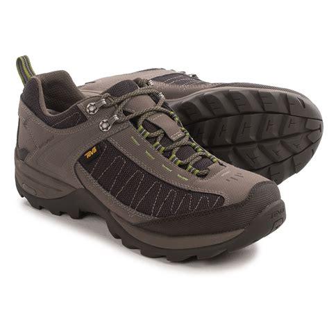 teva biking shoes teva raith iii low leather hiking shoes for save 54