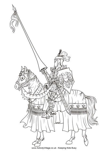 coloring pages knights jousting 1732 best coloring pages images on pinterest