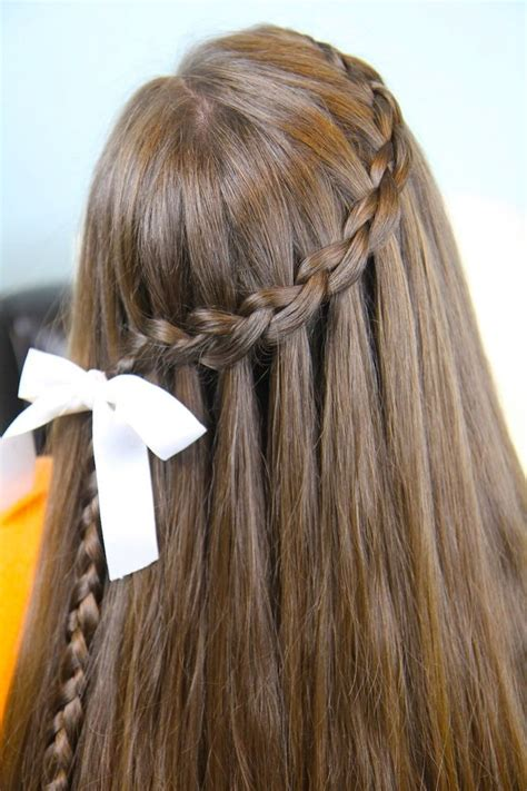braids hairstyles for 30 yrs women easy how to make a cascade waterfall braid 10 steps with