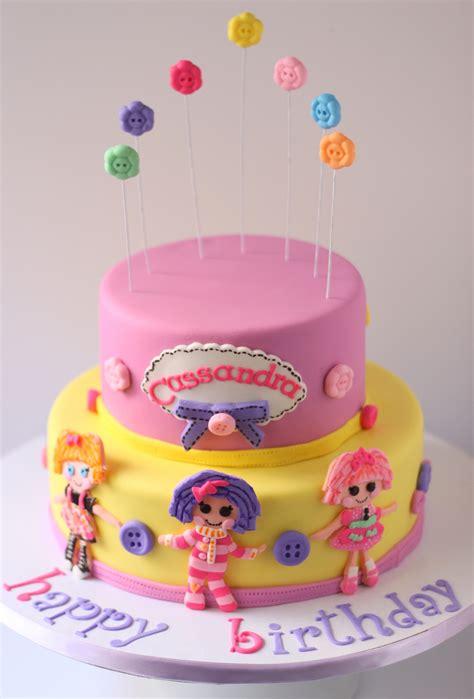 Lalaloopsy Cakes De Ion  Ee  Ideas Ee   Little  Ee  Birthday Ee   Cakes