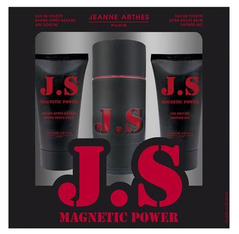 Js Magnetic Power 100ml jeanne arthes estuches de regalo fascinantes para