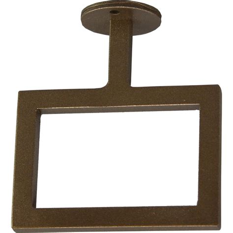 drapery swag holders square swag holder ona drapery hardware