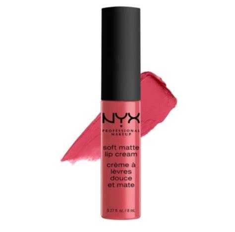 Lipstik Nyx Kw 8 warna lipstik nyx untuk bibir hitam