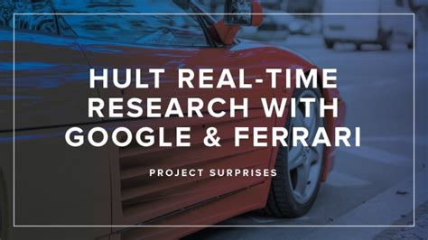 Is Hult Mba Worth It by Hult Real Time Research With And Project