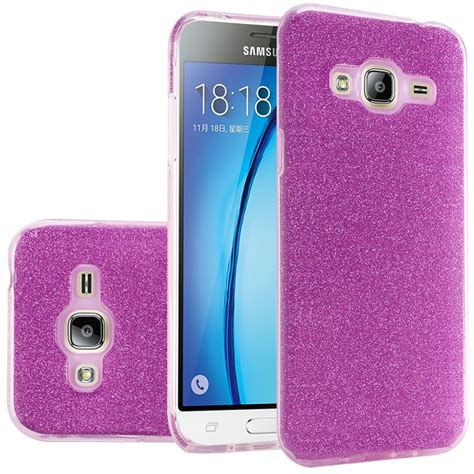 Samsung J3 J3 2016 Skin Gliter Garskin Gliter Stiker Gliter 1 For Samsung Galaxy J3 J320 2016 Tpu Glitter Shiny Bling