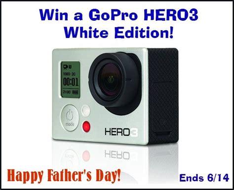 Gopro Giveaway - gopro hero3 giveaway