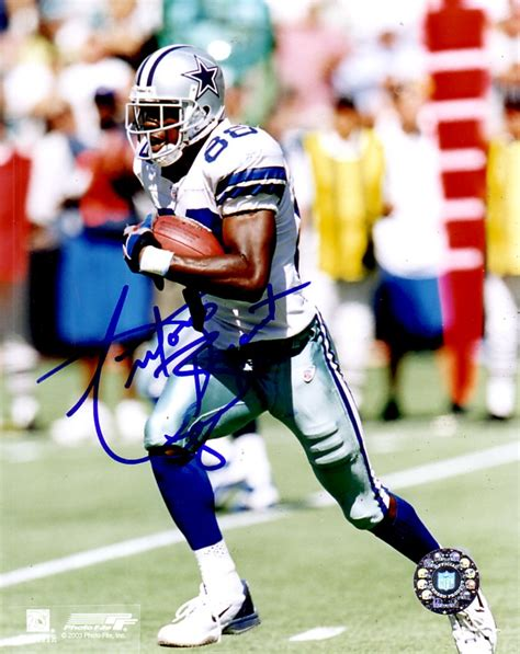 antonio bryant pro football referencecom pro football antonio bryant autographed dallas cowboys 8x10 photo
