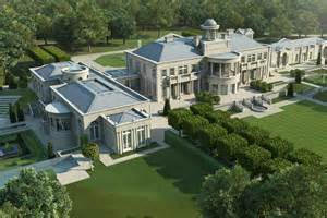 Mansion Home Designs by Artist S Impression Of A 48 000 Sq Ft Mega Mansion In