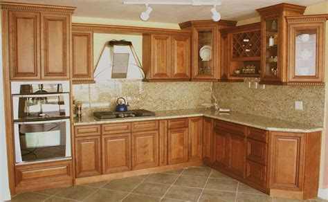 All Wood Kitchen Cabinets   Bahroom & Kitchen Design