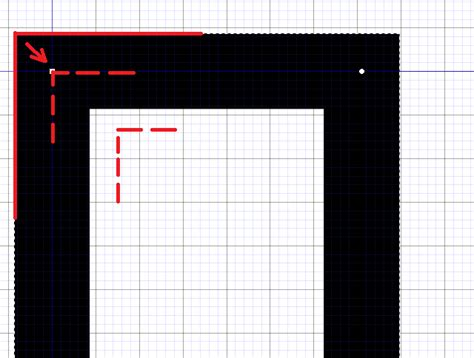 grid layout libgdx inkscape align outside border to grid graphic design