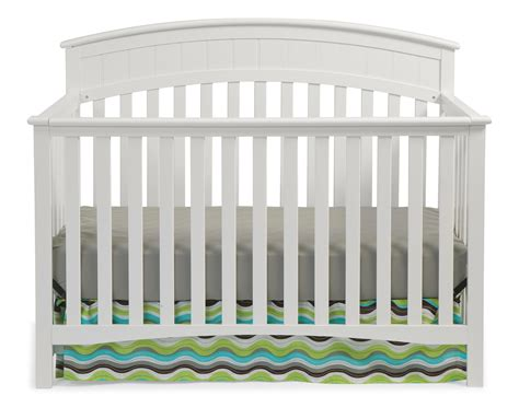Graco Charleston Convertible Crib White Amazon Ca Baby Graco Charleston Convertible Crib White