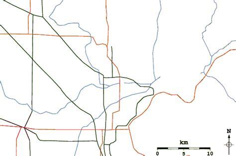 woodlake california map woodlake location guide