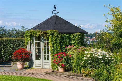 Wicker Outdoor Bench 20 Gorgeous Gazebo Designs Garden Lovers Club