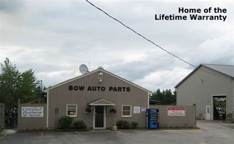 bow auto used truck and car parts concord nh
