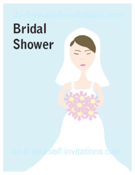 free printable shower cards wedding bridal shower invitations free printable bridal shower