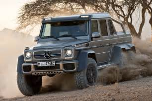 G63 Mercedes Price Mercedes G63 Amg 6x6 To Cost 600 000 In Germany