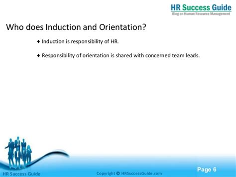 induction and orientation objectives induction and orientation