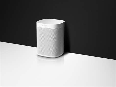 design milk speakers the sonos one smart speaker from sonos design milk