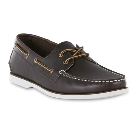 boat shoes online shopping simply styled men s boater boat shoe brown shop your