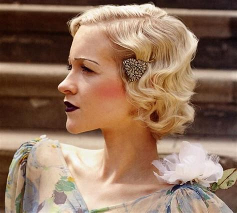 1920s hair styles with s wave curler san francisco ca 1920s finger waves and pin curls hairstyle tutorial