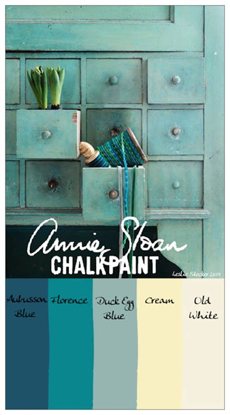 chalk paint layering colors colorways signs of