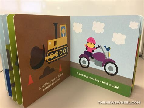 Board Book board book review things that go vroom a book of