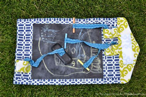Take Mat by Take Along Chalk Mat For Make It And It