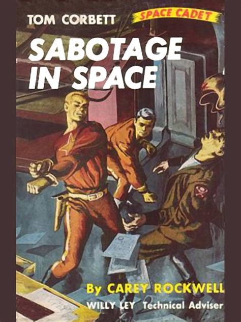 carey rockwell sabotage in space
