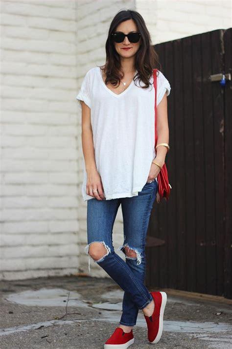 ideas para decorar jeans rotos outfits con jeans rotos 30 curso de organizacion del