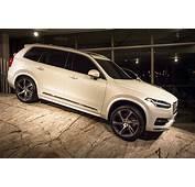Volvo Xc90 2015 Suspensionhtml  Autos Weblog