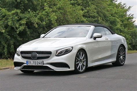 mercedes s class coupe amg mercedes s63 amg convertible lidless limo gets a go