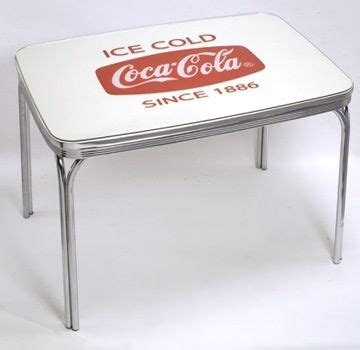coca cola table coca cola pinterest