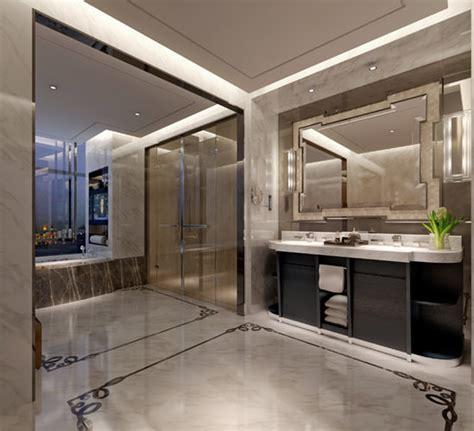 luxurious bathroom 3d model max cgtrader