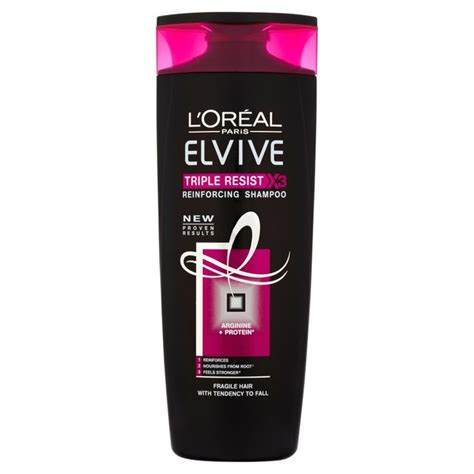 Loreal Elvive morrisons l or 233 al elvive resist shoo 400ml