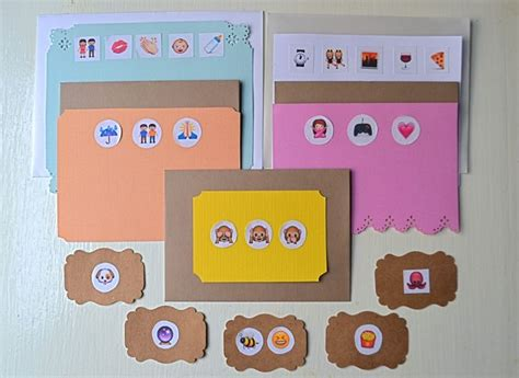 crafts with only paper make emoji stationary must do packages for