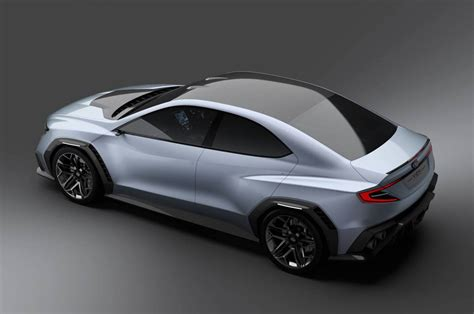 subaru concept subaru viziv performance revealed wrx of the future