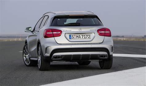 2015 mercedes gla45 amg 2015 mercedes gla45 amg best car to buy nominee
