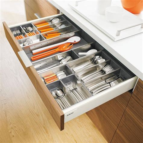 Blum Drawer Dividers by The Orga Line Cutlery Divider By Blum Is A Premium Quality