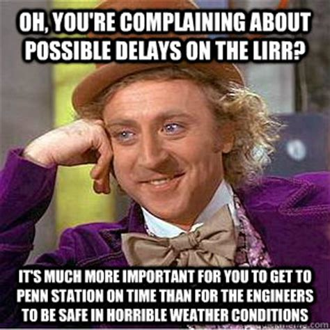 Funny Whore Memes - oh you re complaining about possible delays on the lirr
