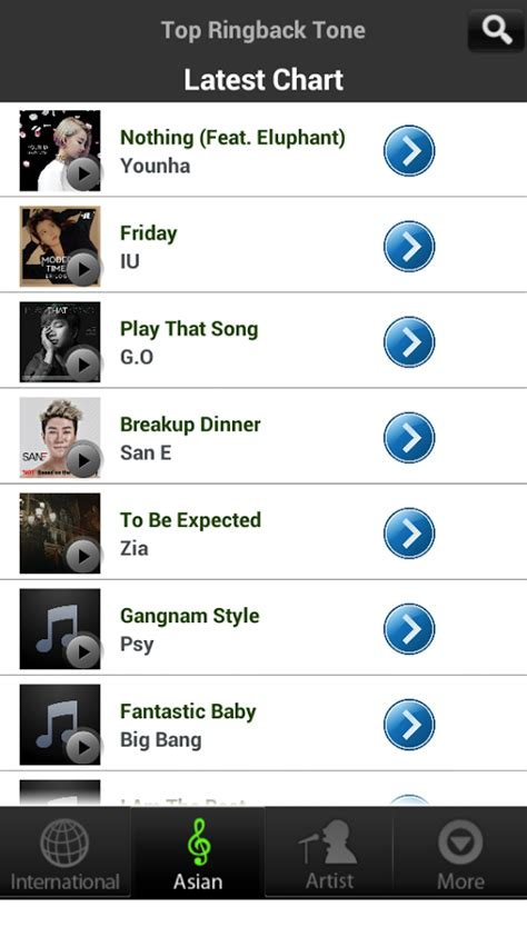 free ringback tones app for android phones apk july 2014