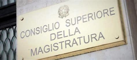 consiglio superiore della magistratura sede csm concorso 16 funzionari amministrativi ticonsiglio