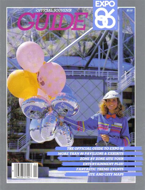 Vancouver S Expo 86 The Special Category World Exposition